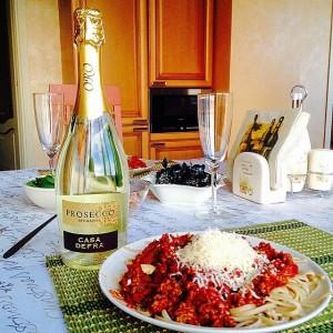 Я сам готовлю спагетти болоньезе